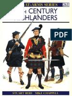 [Osprey] MAA 261 18th Century Highlanders [Osprey Men at Arms Series]