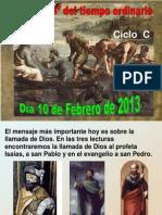 05 Domingo Evangelio 4