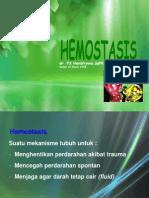 Kuliah Hemostasis