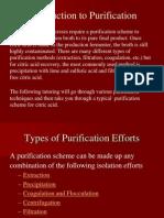 Purification Tutorial 2004