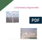 Producerea Distribuită Energii regenerabile