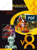 PowerAnimator 8 Games Flyer
