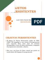 6.ObjetosPersistentes