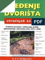 Stručnjak za vrt-Uređenje dvorišta