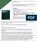 Religion.2012.Durkheim