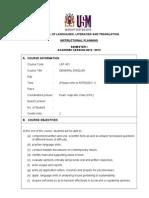 LSP 401 IP S1 12-13