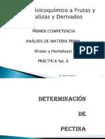 DETERMINACIÓN DE PECTINA