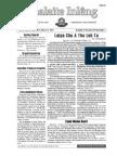 Thalaite Inleng 2013  issue. 31.3.2013