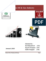 Business Policy and Strategy_Project Report