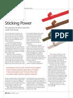 Sticking Power