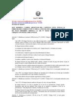 Ley805 Modificaciones