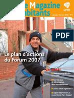 Magazine des Habitants - Lille Métropole Habitat