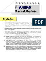 Profedex (Anexo manual mechón Medicina 2013)