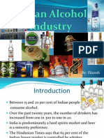 Indian Alcohol Industry New