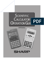 Operation Guide Calculator