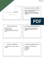 Chapter 5 Economics