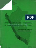 Acari, Yauca, Chala y Chaparra Vol 1