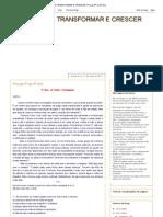 EDUCAR PARA TRANSFORMAR E CRESCER_ Provas 6º ao 9º Ano