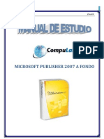 Manual de Publisher 2007