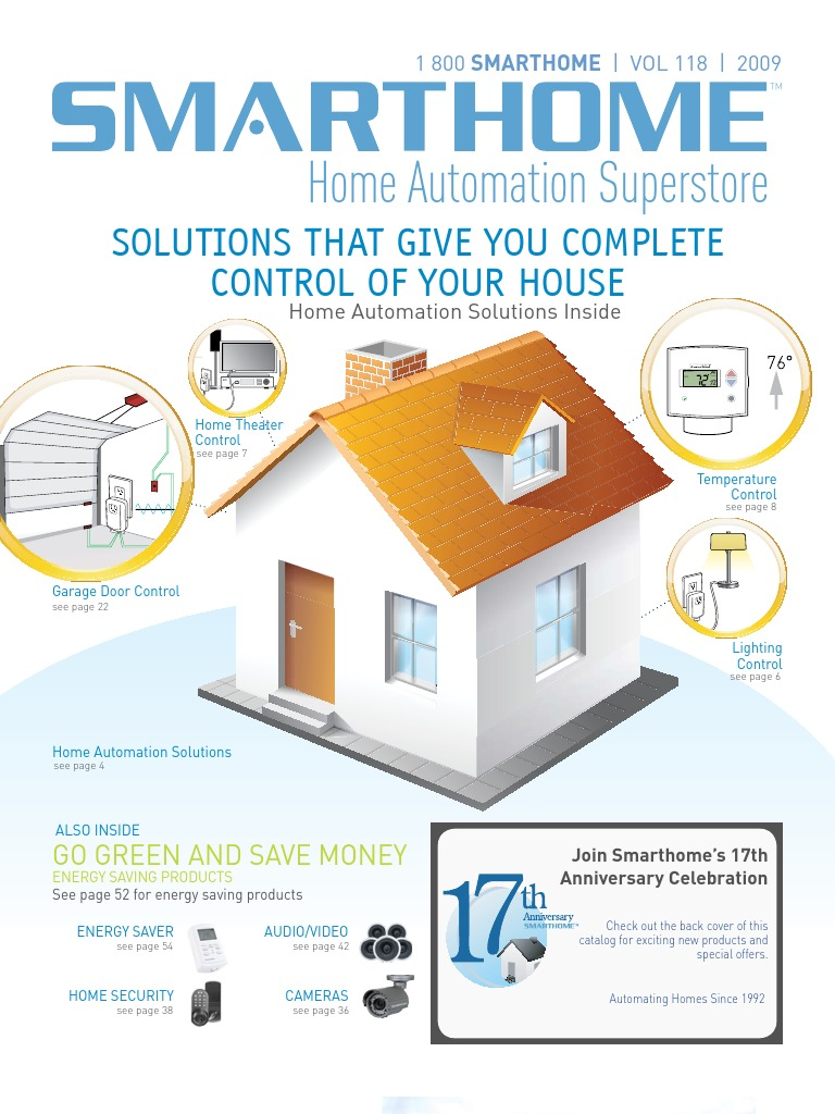 Smarthome Automation Catalog | Automation | Wireless Access Point