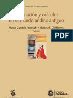 Adivinacion y Oraculos en El Mundo Andino
