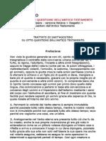Sant'Agostino - Su otto questioni dell'Antico Testamento (ITA).pdf