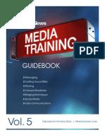 01 21320 PRN MediaTraining 2012 Sample