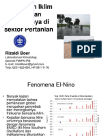 Dampak PI Di Indonesia Pada Pertanian