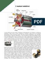Caratteristiche Dei Motori Elettrici