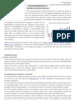 3° B, Guía I, Intro Cultivo de peces