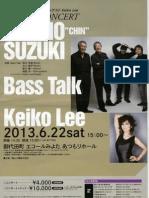 bass talk