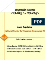 Pengenalan Casemix INA-DRG