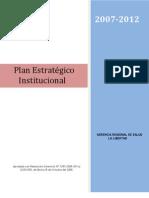 Plan Estratgico DIRESA LL-2007-2012
