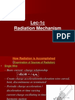 Lec 1c Radiation Mechanism & Current Distribution