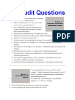 HR Audit JP Supporting File 3 Questionnaire