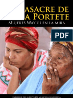 Informe Bahia Portete