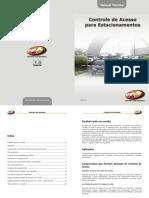 Manual Técnico Controle de Acesso para Estacionamentos_Rev0