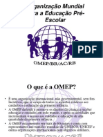 Apresentação OMEP