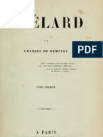 Abelard - 1 (Charles de Remusat)