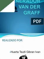 Generador Van Der Graff