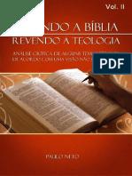 Relendo a Bíblia, Revendo a teologia - Vol. II