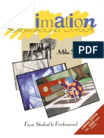 Fowler M.S. - Animation Background Layout. From Student to Professional - 2002
