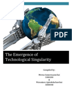The Emergence of Technological Singularity