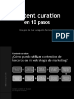 Content Curation en 10 Pasos