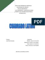Cuadrado Latino