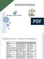 47807114 HUL vs DABUR Financial Analysis Snapshot
