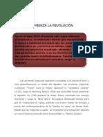 3.2. PRIMERA REVOLUCIÓN INDUSTRIAL