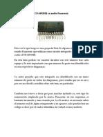 TDA8920BJ en Audio Panasonic