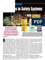 Fire and Gas in Safety Systems