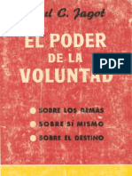 Jagot, Paul - El Poder de La Voluntad